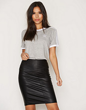 Only Svart onlTICKET Faux Leather Skirt Otw No