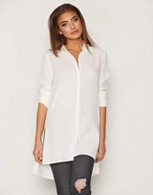 Object Collectors Item Hvit Objcorine L/S Long Shirt Noos