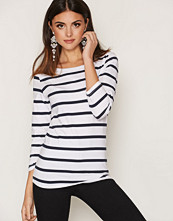 Vila VISTRIPED 3/4 SLEEVE TOP-NOOS