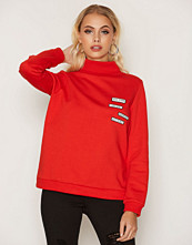 Vila VIMATS L/S TURTLENECK SWEAT TOP