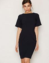 Closet Seam Detail Wide Sleeve Dress