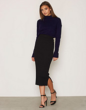 By Malene Birger Black Kamma Skirt
