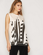 By Malene Birger Soft White Asalia T-Shirt