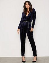 Glamorous Velvet Jumpsuit