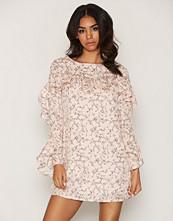 Glamorous Ruffle Dress