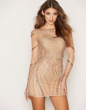 Forever Unique Rose Gold Frankie Dress