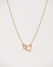 SOPHIE By SOPHIE Two heart necklace