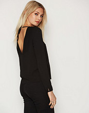 NLY Trend Wrap Back Blouse