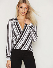 NLY Trend Cross Front Blouse