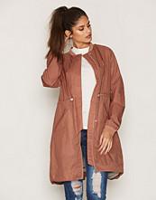 Elvine Andrea Nylon Crepe Jacket