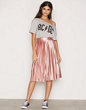 Glamorous Plisse Midi Skirt