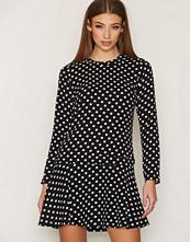 Michael Kors Evelyn Dot Flounce Dress