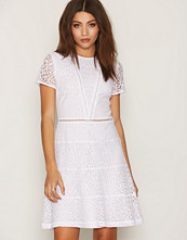 Michael Kors White Yala Lace Dress