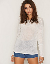 NLY Trend Creme Loose Knit Sweater