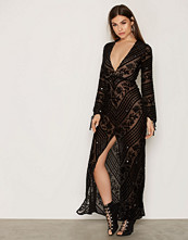 For Love & Lemons J'Adore Maxi Dress