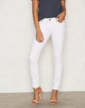 Nudie Jeans Skinny Lin Blazing White