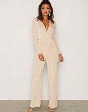 NLY Trend Champagne Glamorous Jumpsuit