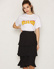 NLY Trend Pleated Frill Skirt