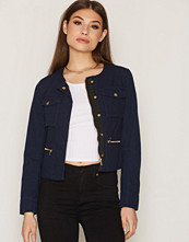 NLY Trend Short Detailed Jacket