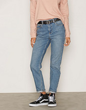 Miss Selfridge Wash Mom Jeans