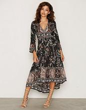 Odd Molly Hummingbird Long Dress