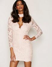 Ax Paris Lace Choker Bodycon Dress