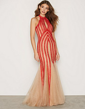 Forever Unique Red Bliss Dress