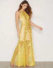 Forever Unique Yellow Sadie Dress