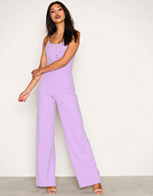 NLY Trend Lavendel Strappy Jumpsuit