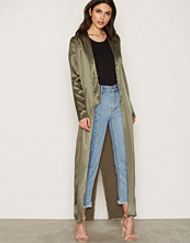 NLY Trend Satin Long Jacket