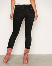 Nudie Jeans Skinny Lin Black Habit