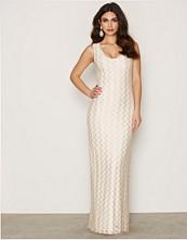 Dry Lake Beige Valentine Long Dress