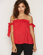 NLY Trend Tie Blouse