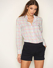 Gant Multicolor Voile Multi Gingham Shirt