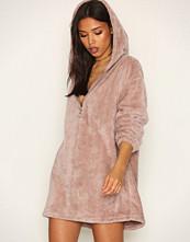 NLY Trend Cozy Zip Hoodie Dress