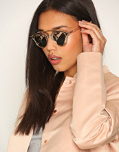 NLY Accessories Rosegold Spitfire Sunglasses