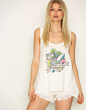 Odd Molly Chalk Summer Vibes Tank Top