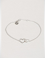SOPHIE By SOPHIE Two heart bracelet