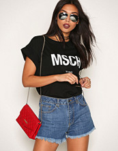 NLY Trend Blå Ready To Roll Denim Shorts