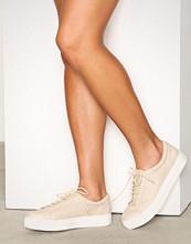 NLY Shoes Beige Platform Sneaker