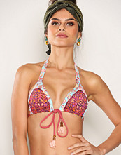 Maaji Multicolor Cantaloupe Cubism Bikini Top