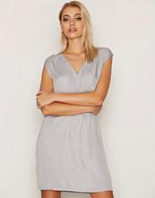 Dry Lake Light Grey Sunkissed Dress