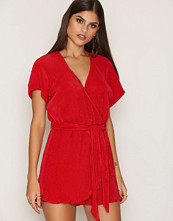NLY Trend Tropic Robe Playsuit