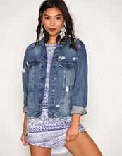 NLY Trend Oversized Denim Jacket