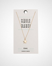 MINT By TIMI Star Card Necklace