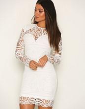 Ax Paris Long Sleeve Lace Mini Dress
