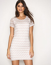 Dry Lake Beige Valentine Dress