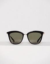 Le Specs Svart/Gull Caliente
