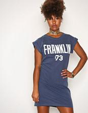 Franklin & Marshall Navy Dress Jersey Round Neck