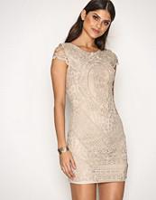 Dry Lake Beige Romantica Dress